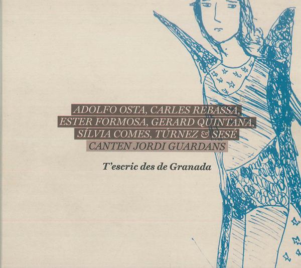 T'escric des de Granada